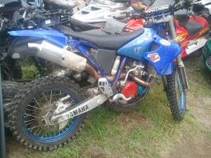 Yamaha Dirt Bike Part Outs  TTR YZ  YZF 250 426 (Canaan,NH) for sale