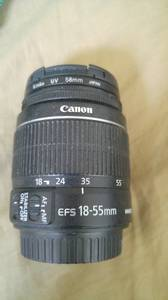 Canon EF-S 18-55mm f/4-5.6 IS STM Lens trade to CANON BODY (brooklyn), used for sale