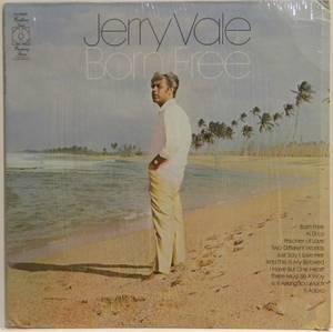 "1970 JERRY VALE - ""BORN FREE"" LP RECORD ALBUM (S.E. CLEVELAND) for sale"