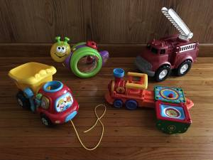 Vtech, Fisher-Price Toys for sale