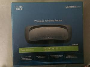 Linksys by Cisco WRT120N Wireless-N Home Router (West Warwick, RI), used for sale  Boston