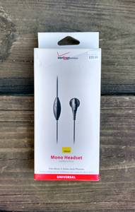 Jabra EarBud Mono 2.5mm Wired Headset- Inline Mic (South Philly) for sale