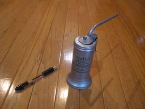 Vintage Eagle Oiler - Hand Pump - No 33 - 6 oz (Springfield, VA) for sale