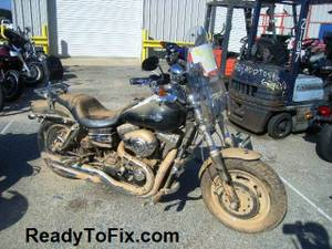 2016 Harley Street Glide - Needs Work - Repairable Harley Motorcycles (Seattle Washington) for sale