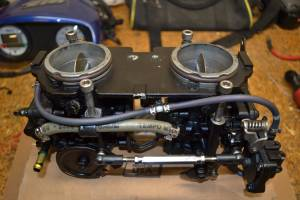 kawasaki yamaha sea doo carburetor personal watercraft (clinton twp), used for sale