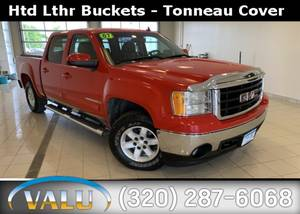 Used, 2007 GMC Sierra 1500 SLT Fire Red (Call 320-287-6068) for sale
