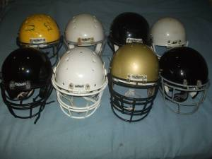 !!!!!  Youth Football Helmets and Shoulder Pads  !!!!! (Atlanta/Airport) for sale  Columbus