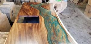 Hardwood slab furniture! Tables Bars Counters etc (Anywhere) for sale