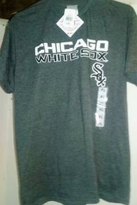 BRAND NEW Chicago White Sox Heathered  Touch Performance T-shirt XL (LOMBARD), used for sale
