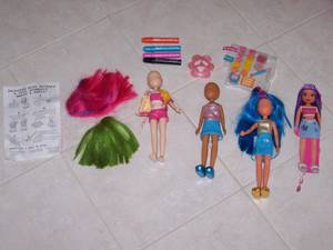 What's Her Face Dolls (Ham Lake) for sale