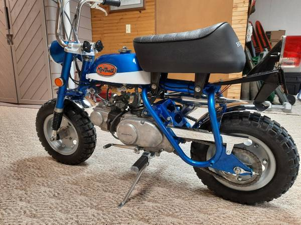 1970 honda mini trail 50 - motorcycles/scooters - by owner - vehicle...
