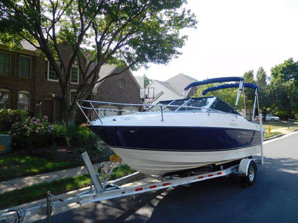 2011 bayliner 195 discovery - boats - by owner - marine sale