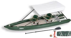 SEA EAGLE PORTABLE INFLATABLE KAYAK, FISHING BOAT, RUNABOUT, SUP CANOE (Jacksonville) for sale