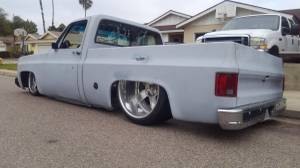 1977 Chevy C10 short bed hot rod