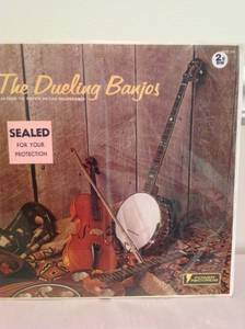 The Dueling Banjos from Deliverance album (Tallahassee) $15
