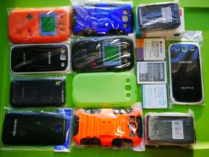 Galaxy S Chargers EXTERNAL Charger Various Models for Your Cell Phone for sale