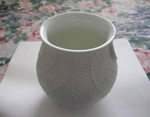 Vintage Porcelain Kaiser Germany Vase (Clairemont), used for sale