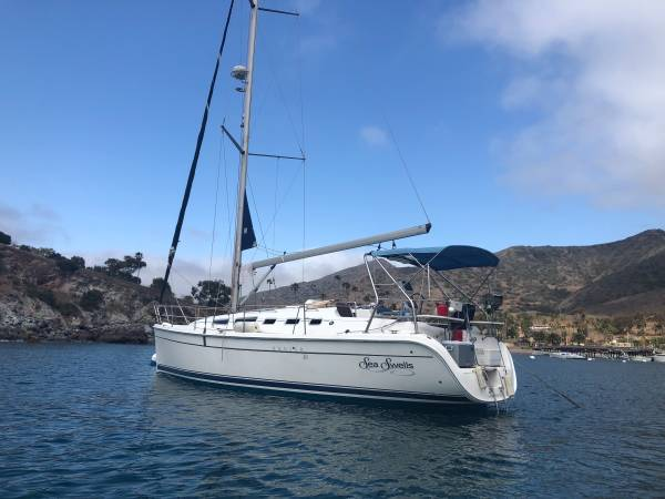 Hunter sailboat half share - boats - by owner - marine sale
