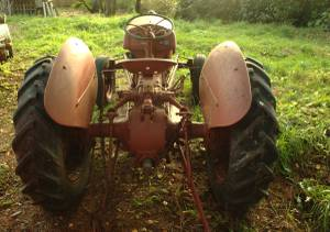 Used, Vintage FORD Farm Tractor 2N (Olympia) for sale