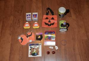 Halloween Goodie Bag, NWT (Lemont) $20