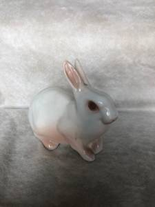 B&G rabbit figurine (Flushing) for sale