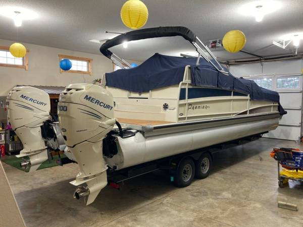 2013 premier 290 grand view pontoon - boats - by owner - marine sale