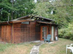 1 Bedroom, 1 Bath Cottage in the Country-Ferry to Seattle or Tacoma (Vashon Island) $65 1bd 500ft<sup>2</sup>