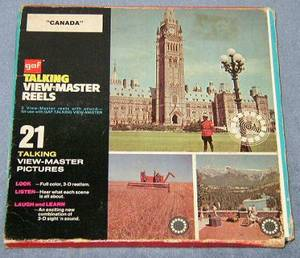 Talking View-Master Boxed Reels (Chapel Hill, Durham) for sale