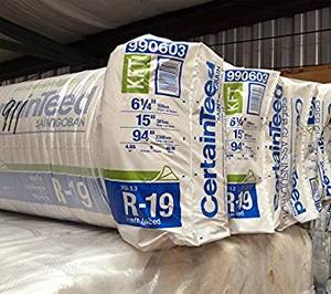 Insulation Batts and Spray Foam Insulation For Sale (Billings), used for sale