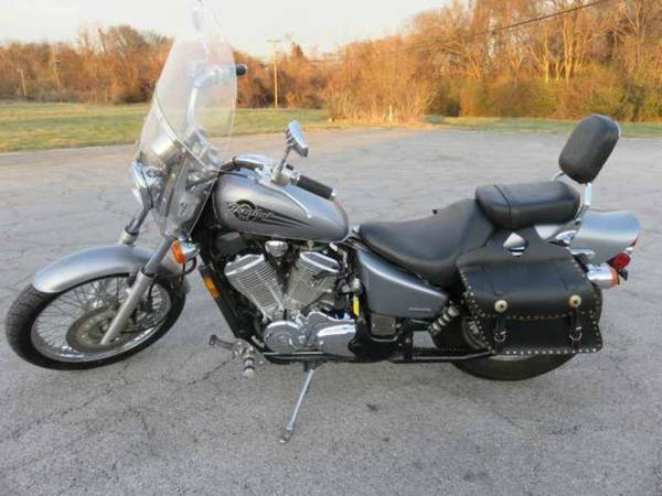 2004 honda shadow vlx - motorcycles/scooters - by dealer - vehicle...