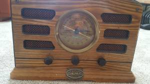 Used, Thomas Pacconi Museum Series Collector's Edition AM/FM Radio Cassette for sale