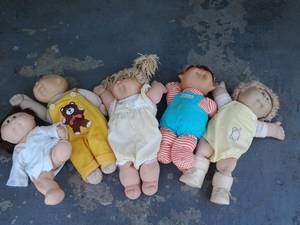 cabbage patch dolls (aiken sc) for sale