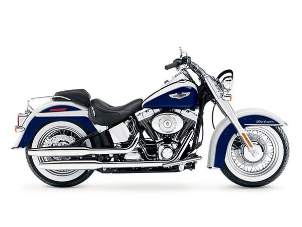 2006 harley-davidson flstn - softail deluxe - motorcycles/scooters -...
