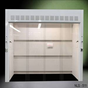 8′ x 4' Walk-In Fisher American Chemical Laboratory Fume Hood NEW (Allentown, PA) for sale