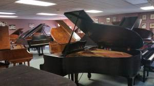 12 Preowned Steinway Grand Pianos (VERHNJAK PIANOS/pianoman.ca) for sale  Vancouver
