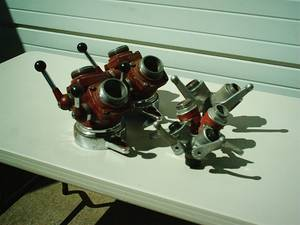 GATED WYE Fire Hose VALVES (Stanwood) for sale  Seattle