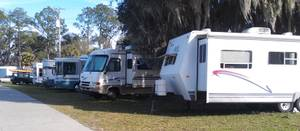 Relax ... fish ... Hike .. Enjoy!!  ... hike ... Lakefront RV space-$1 (18975 E Hway 40, Silver Springs, Fl 34488) $99 1bd 500ft<sup>2</sup>