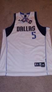 Dallas Mavericks Josh Howard basketball jersey (Cleveland) for sale