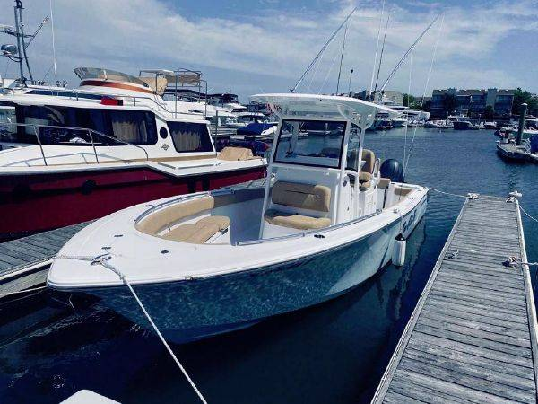 2018 sportsman 282 - boats - by owner - marine sale