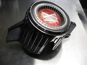 Used, 1966 Ford Fairlane XL GT grill center (commerce) for sale