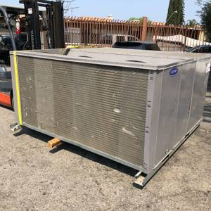 CARRIER 50HJQ014 12.5 TON AIR CONDITIONER A/C PACKAGE UNIT (North Hollywood) for sale