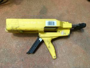 Used, Simpson Epoxy Gun (Fremont) for sale