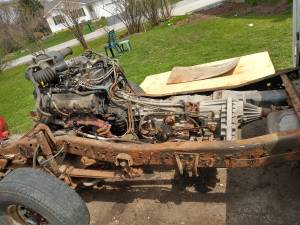 5.4 Motor, Auto Transmission  and Transfer Case 2000 Ford Superduty (Excellent  Condition), used for sale  Toronto