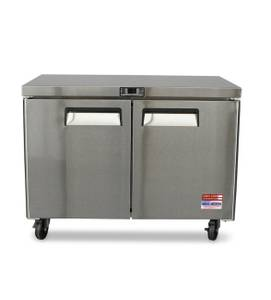 "48"" under counter refrigerator or freezer RESTAURANT EQUIPMENT KITCHEN (Free delivery) for sale  Boston"