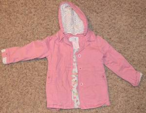 Used, Girls Size 3 Toddler Super Cute Spring/Fall Jacket by Genuine Kids (Janesville East) for sale