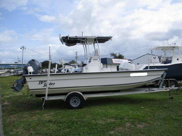 Bayrider_2016 kencraft 2060 - boats - by owner - marine sale