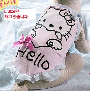 FS: Brand New Hello Kitty outfits for your dog (Fraser Heights Surrey), used for sale  Vancouver