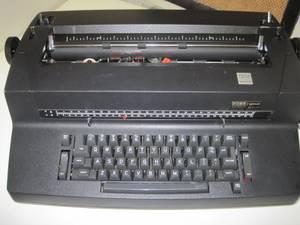 Used, Vintage IBM SELECTRIC II TYPEWRITER (2140 Westwood Blvd Ste 224) for sale