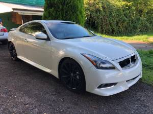 PARTING: 2008 Infiniti G37S Coupe 6Spd Manual G35 G37 (Lower Mainland) for sale  Vancouver