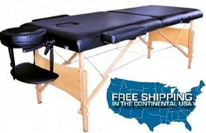 ❄ NEW ❄ Portable Massage Table - W/ FREE Carry Case (FREE & FAST SHIPPING), used for sale